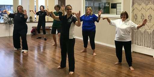 Introduction to Tai Chi!