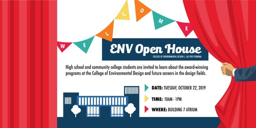 2019 Fall ENV Open House