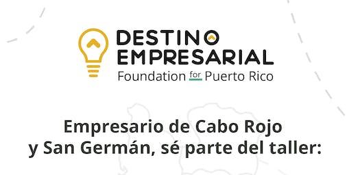 Líder vs Jefe: Empodera a tu equipo (Cabo Rojo y San Germán)