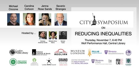 City Symposium: Reducing Inequalities tickets