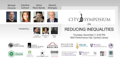 City Symposium: Reducing Inequalities