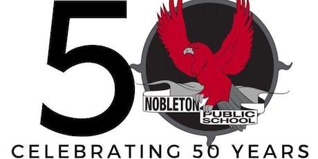 Nobleton Public School's 50th Anniversary Homecoming tickets
