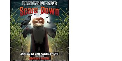 Scare Down Spooky Scavenger Hunt