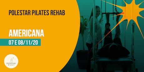 Polestar Pilates Rehab - Polestar Brasil - Americana ingressos
