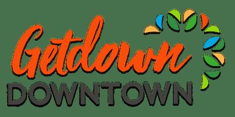 Getdown Downtown tickets