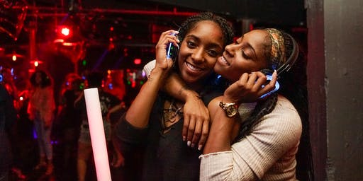 "MILLENNIUM AGE HOSTS: SILENT PARTY ORLANDO ""TRAP VS R&B"""