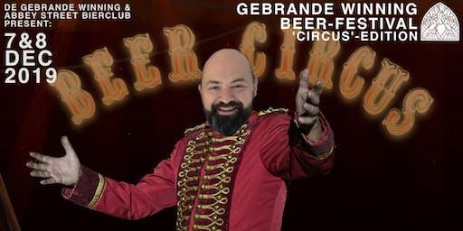 Gebrande Winning Beer-festival 2019 'Circus'-edition