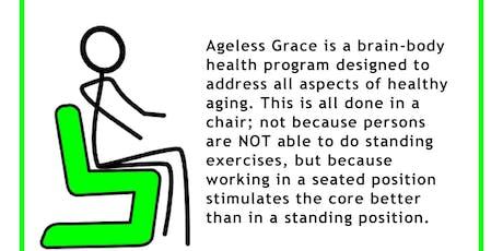 Ageless Grace tickets