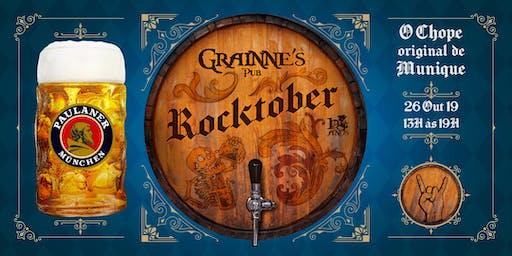 ROCKTOBERFEST no Grainne's