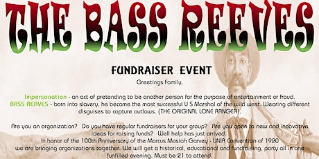 The Bass Reeves Event tickets