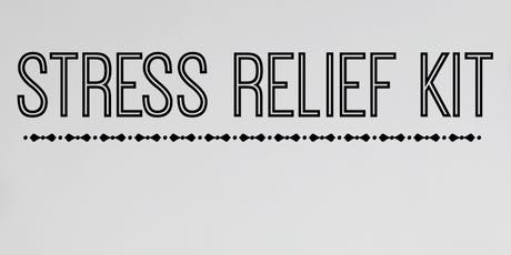 Reduce Stress DIY Class tickets