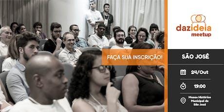 Dazideia Meetup São José ingressos