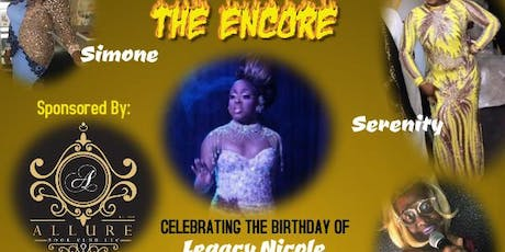 Encore BLACK & GOLD DRAG BRUNCH: Sponsored by Oui' Events & Management tickets