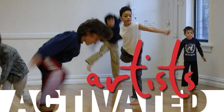 Intergenerational Workshop Series: Bois (Boys) Movement Workshop tickets