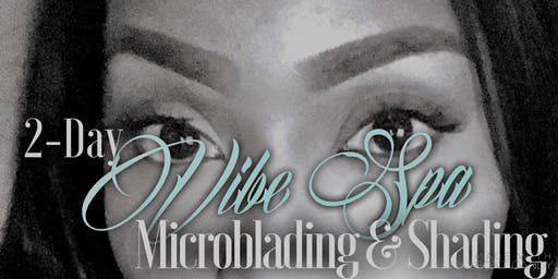 2-Day MICROBLADING & SHADING TRAINING by Vibe Spa