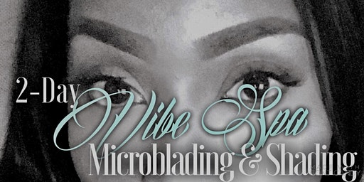 2-Day MICROBLADING & OMBRÉ SHADING DUO TRAINING by Vibe Spa