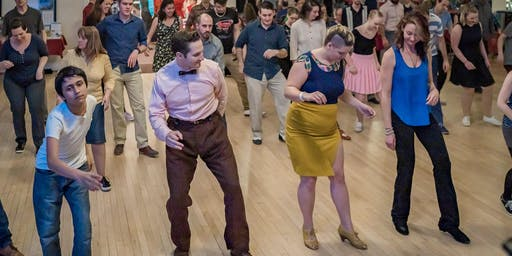 Lindy Diversion: Where Swing & Blues Meet