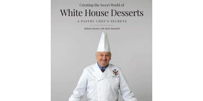 Creating a Sweet World of White House Desserts