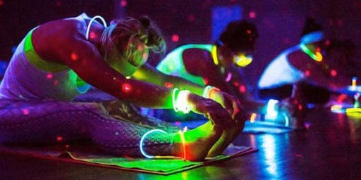 Unique Yoga Experiences at Counterweight - Black Light Yoga October 24th