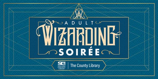 Adult Wizarding Soiree 2019