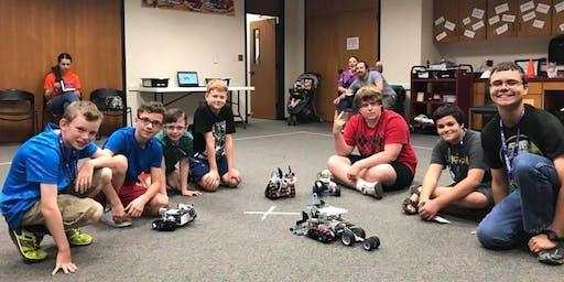November After School Robotics