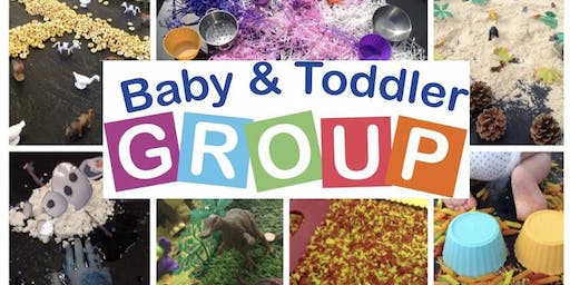 Henry's Hut Baby & Toddler Group WINTER TERM