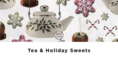 Tea & Holiday Sweets