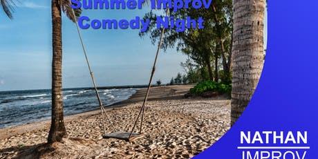 Summer Improv Comedy Night (Cardiff, Wales) tickets
