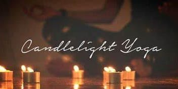 Unique Yoga Experiences at Counterweight - Candlelight Yoga November 21st