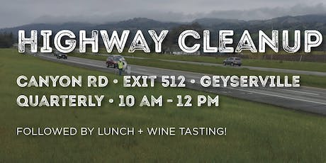 Cal Poly Alumni - North Bay Chapter: Highway Cleanup tickets