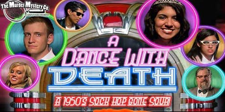 50's Sock Hop Gone Sour - Murder Mystery Event tickets