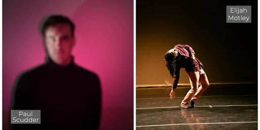 2019 Co-MISSION Festival of New Works: Elijah Motley and  Paul Scudder