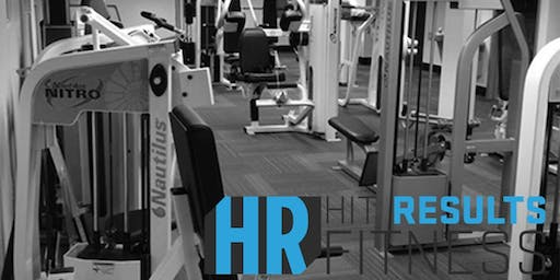 HIT Results Fitness Train Our Trainers Event