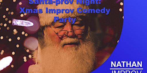 Santa-prov Night: Xmas Improv Comedy Event (Basingstoke, Hampshire)