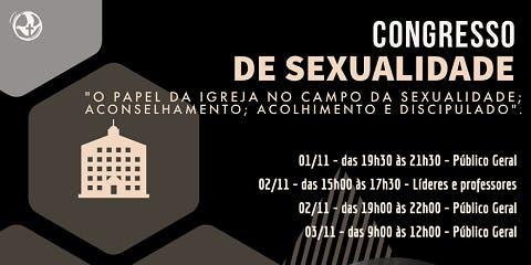 Congresso de Sexualidade 2019