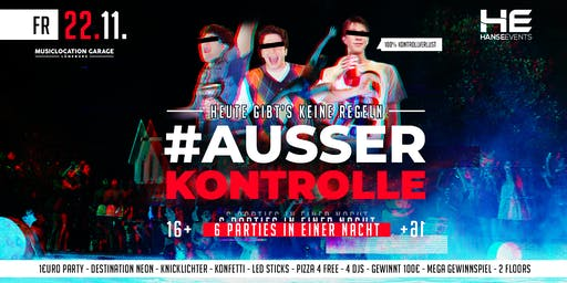 AUSSER KONTROLLE - OUT OF CONTROL