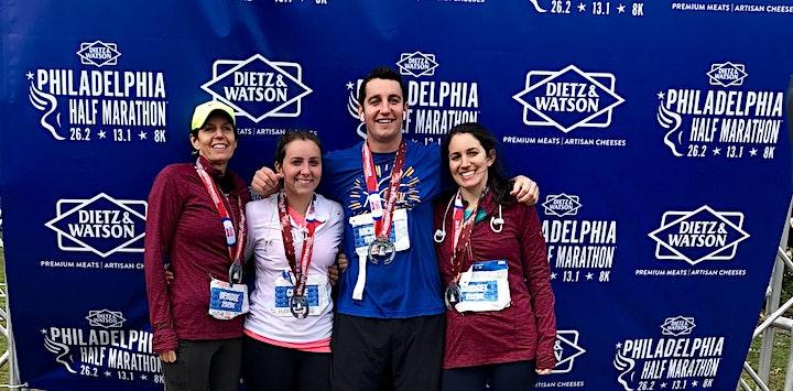 Team SL24: Philadelphia Half Marathon Jerseys image