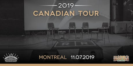 The Athletic Canadian Tour 2019: Montréal billets