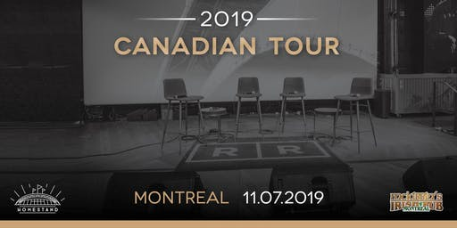 The Athletic Canadian Tour 2019: Montréal