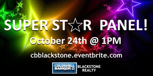 Superstar Panel & Fall Fest
