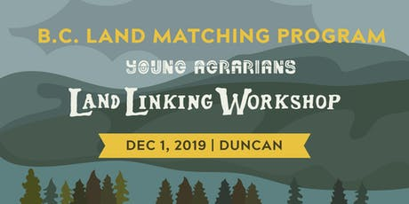 Cowichan Land Linking Workshop tickets