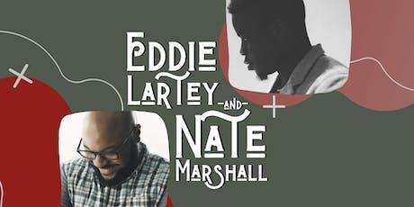 Nate Marshall & Eddie Lartey: Kitchener-Waterloo Poetry Slam Showcase tickets