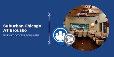 Network After Work Suburban Chicago at Brousko tickets