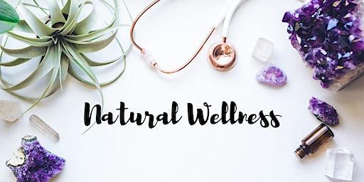Natural Wellness: An Essential Oil Workshop