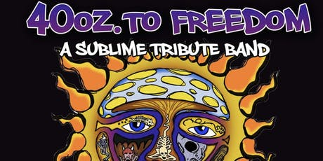 40 Oz To Freedom tickets