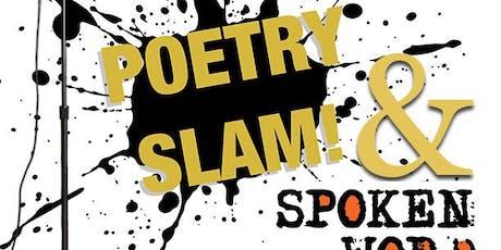 Poetry Slam & Spoken Word tickets