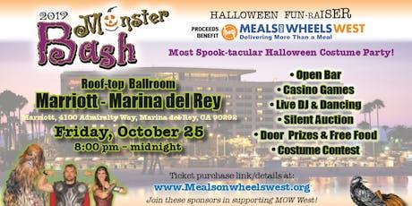 Monster Bash Halloween Costume Party & Fun-raiser tickets
