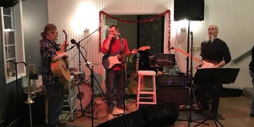 LIVE MUSIC - Sawyer Trio 6:30pm-9:30pm