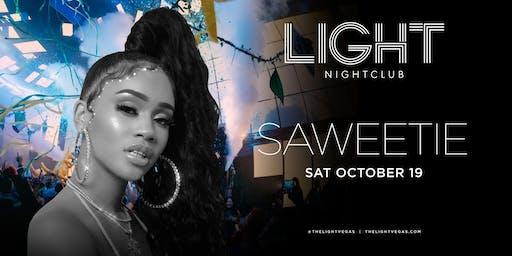 Saweetie @ LIGHT Nightclub •FREE ENTRY, GIRLS FREE DRINKS & LINE SKIP•
