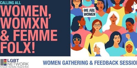 Womxn Discussion Group: Intersectionality of Womxnhood tickets